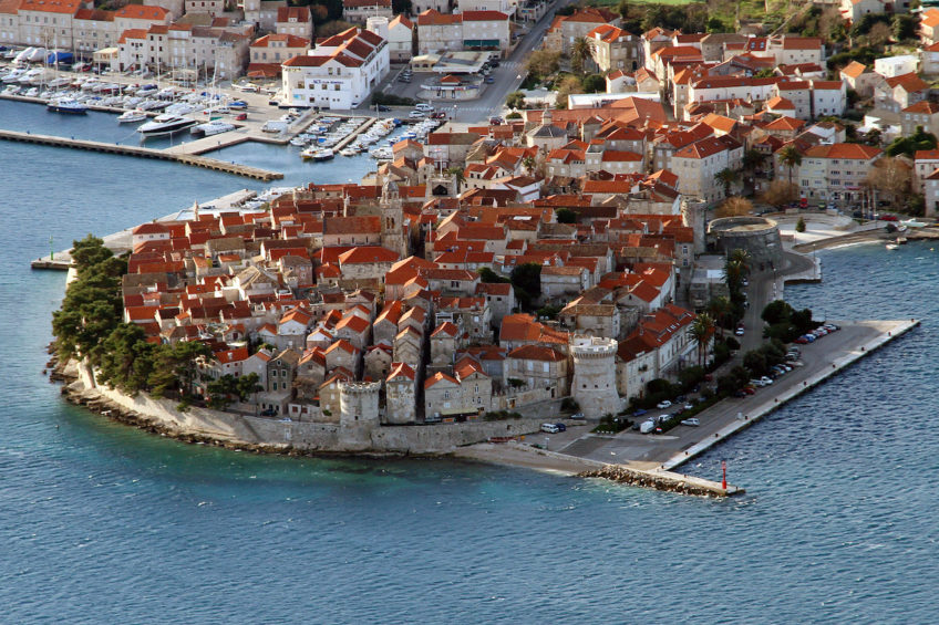 Old town korcula
