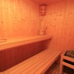 domina apartmani sauna