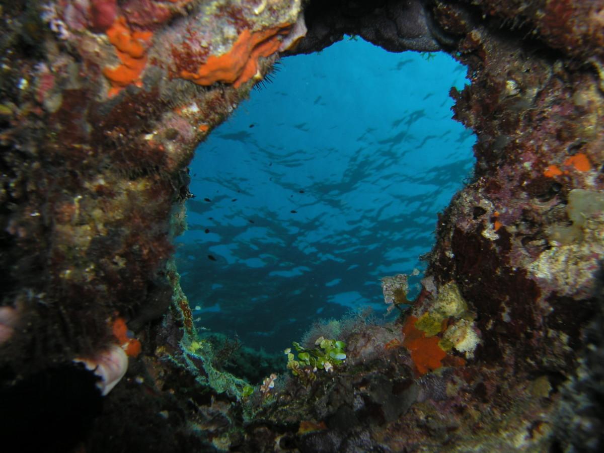 scuba diving island korcula