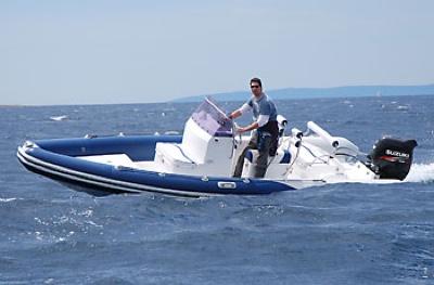 Boat Hydro Sport
