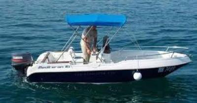 Boat Mediteran