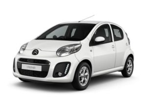 citroen c1 rent korcula