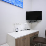 smart tv apartment milat